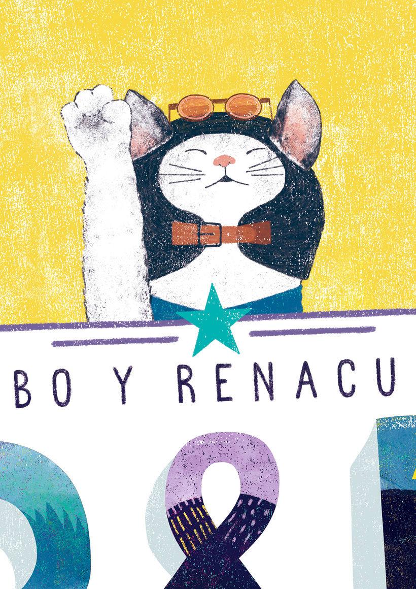 BOMBO & RENACUAJOS 6