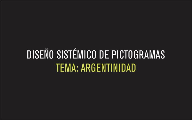 Pictogramas | Flora Argentina -1