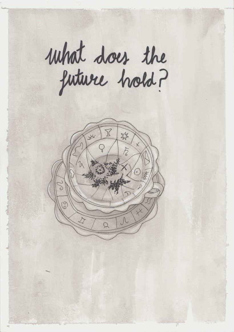 Mi aportación al fanzine Season of the Witch de The Ayeayes 5