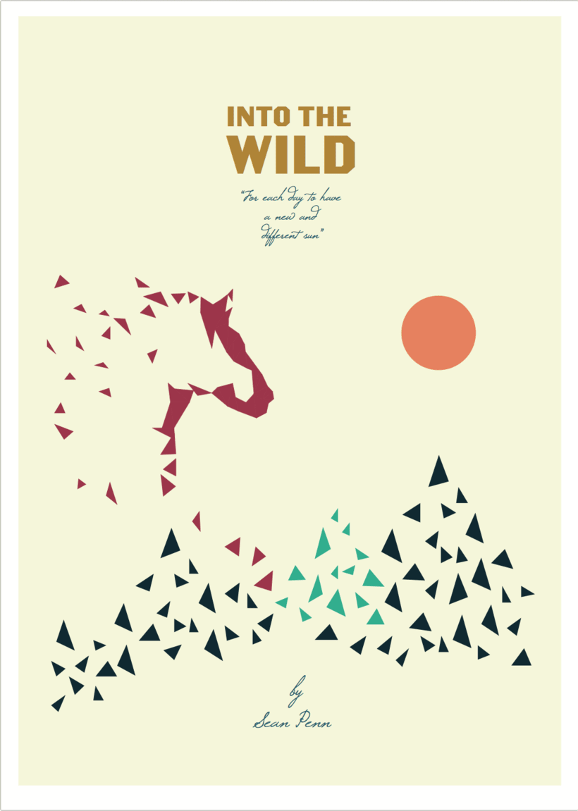 Into The Wild - Poster 1