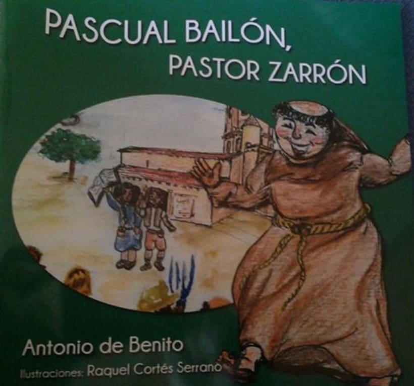 """""""Pascual Bailón, Pastor Zarrón"""" de Antonio de Benito -1"""