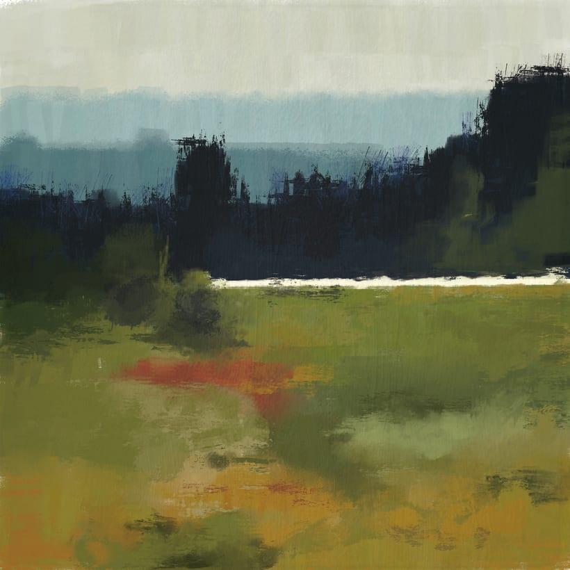 Mi Proyecto del curso: Pinceles y pixeles: introducción a la pintura digital en Photoshop -1
