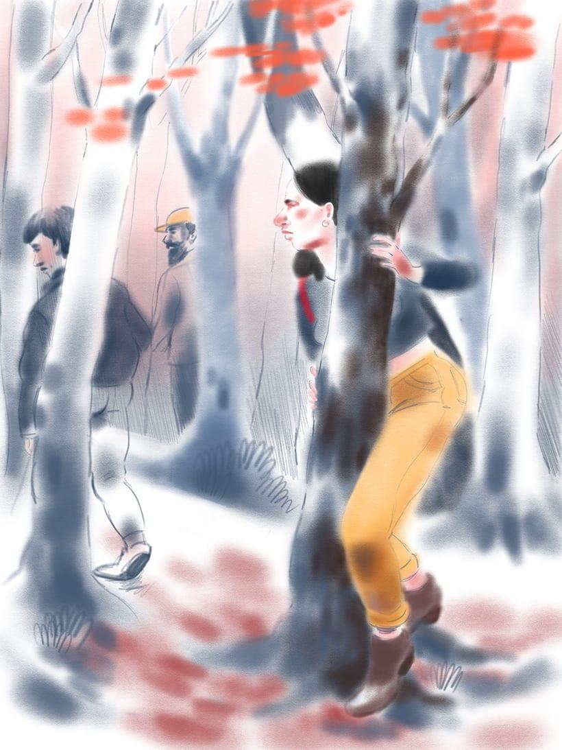 El bosque  4