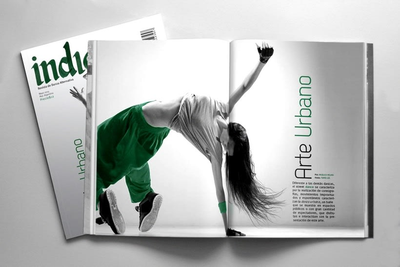 Indie, Revista de danza alternativa 1