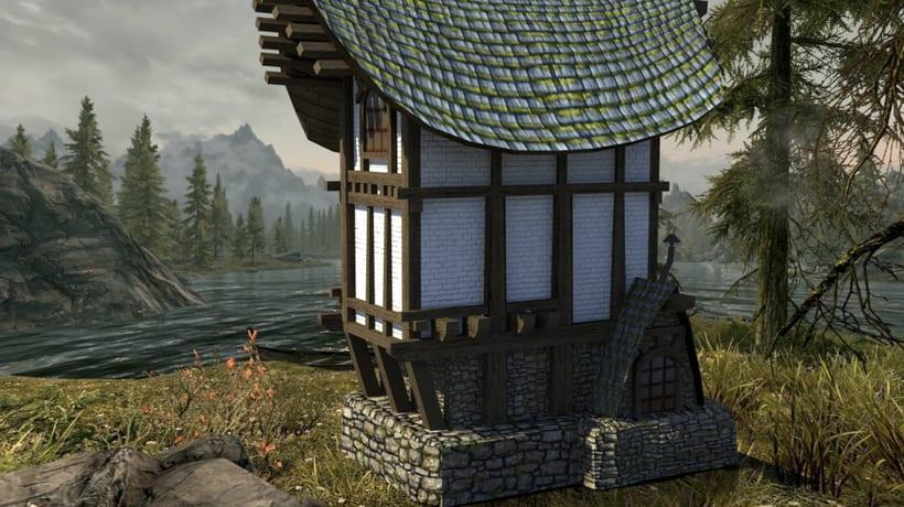 Casa Rustica 3D 1