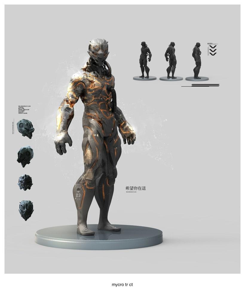 Soldado del futuro  proyecto 1 -1