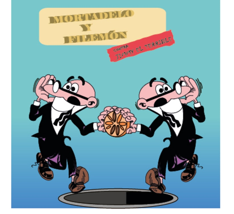 Mortadelo & Filemón  0