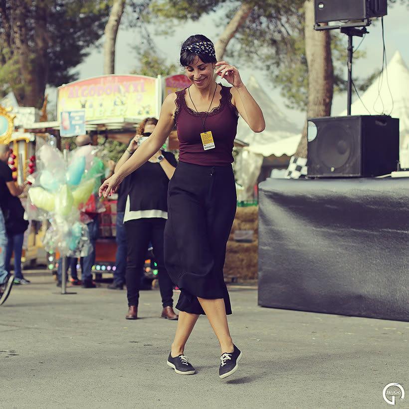 Lona Salón de Baile Espíritu del Jarama 2