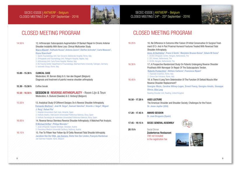 Secec-Essse Closed Meeting 5