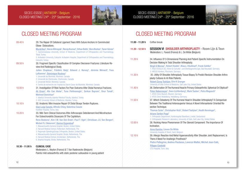 Secec-Essse Closed Meeting 7