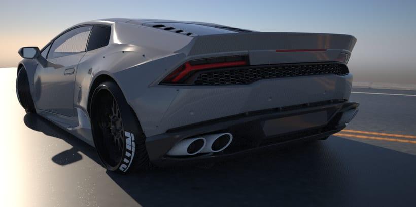 Lamborghini Huracan LB 1