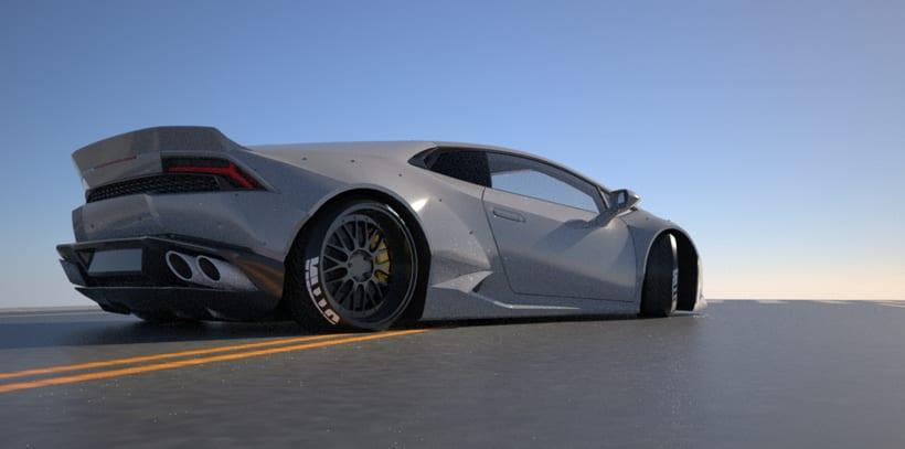 Lamborghini Huracan LB 3
