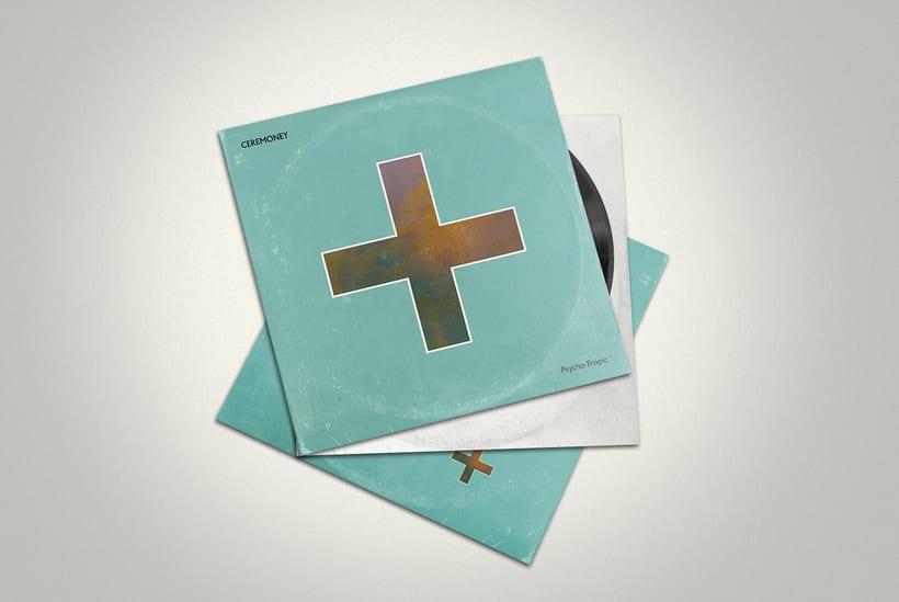 CEREMONEY - Psycho Tropic (Jarana Records 2013) LP 8
