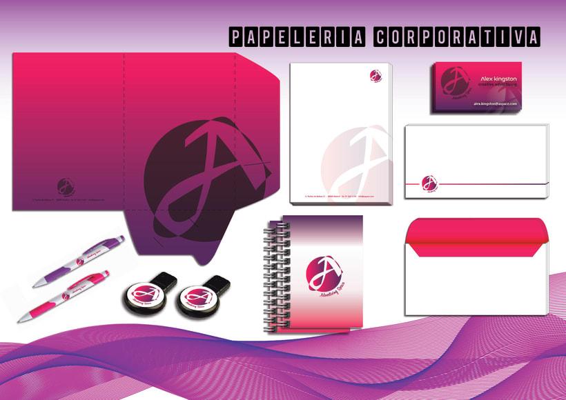 Diseño gráfico Off Line - Workcenter 5