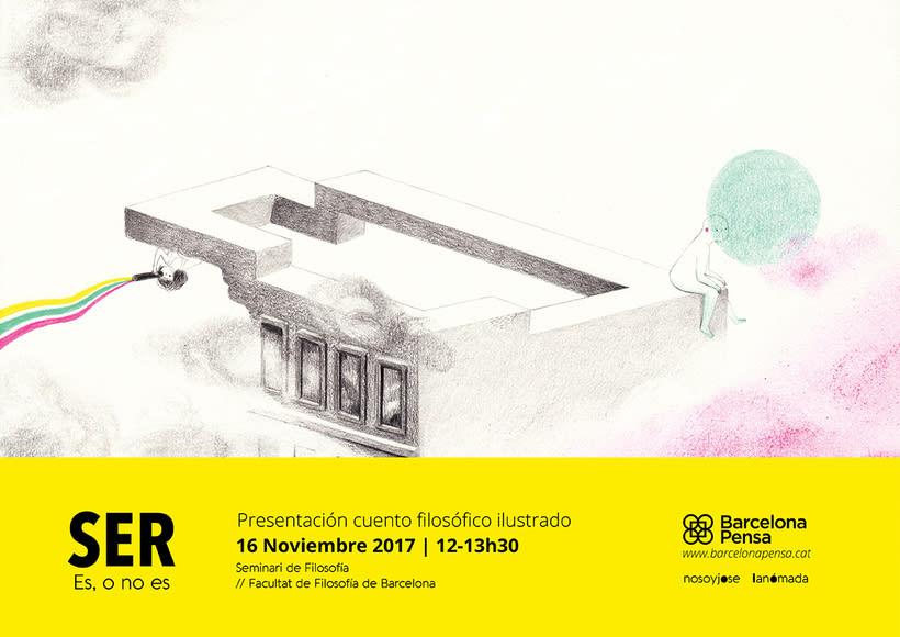 SER, es o no es - Catálogo Iberoamericano de Ilustración 9