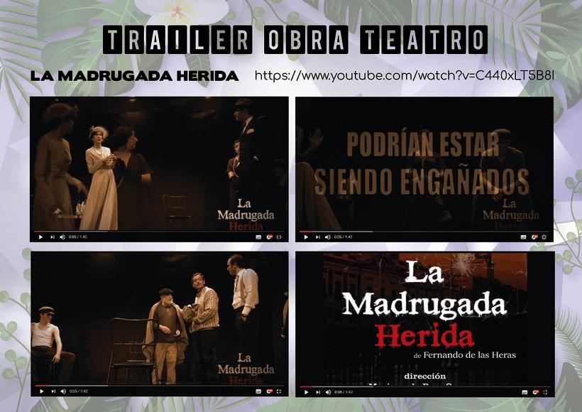 Trailer La Madrugada Herida -1
