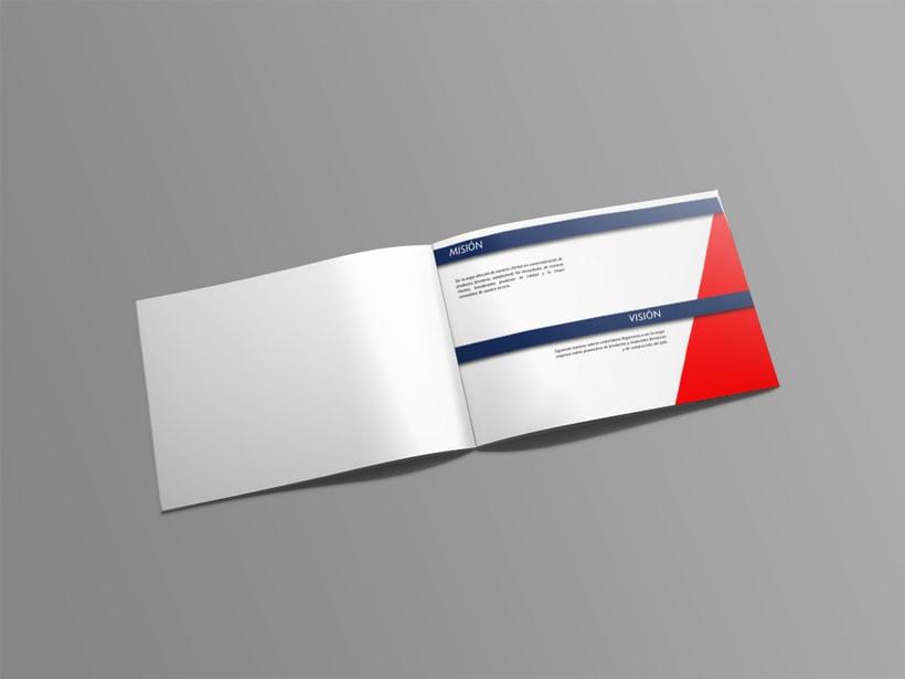 Logo - Brochure Corporativo Ferretería Fénix 2017, C.A 2
