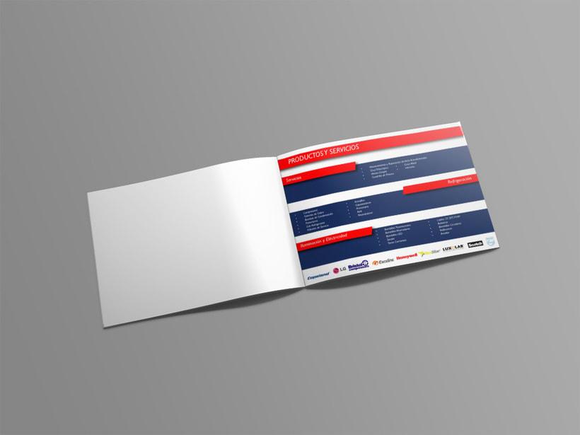 Logo - Brochure Corporativo Ferretería Fénix 2017, C.A 3