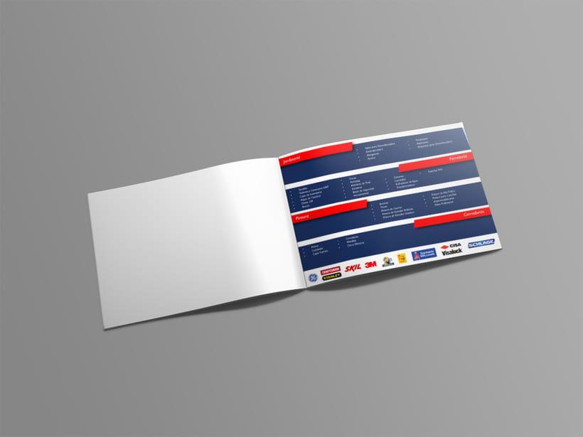 Logo - Brochure Corporativo Ferretería Fénix 2017, C.A 4
