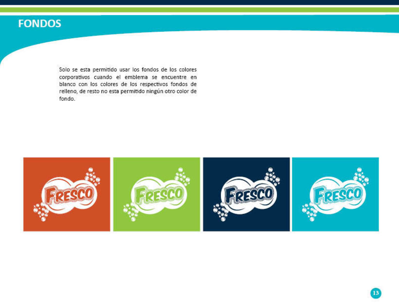 Manual de Identidad Fresco 4