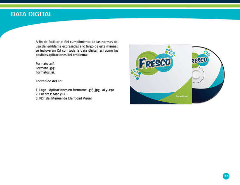 Manual de Identidad Fresco 8