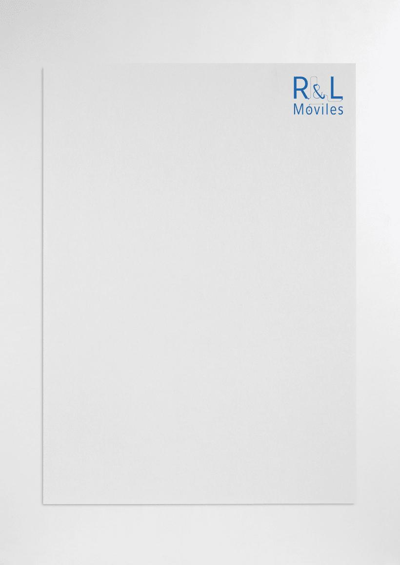 Logo para R&L company -1