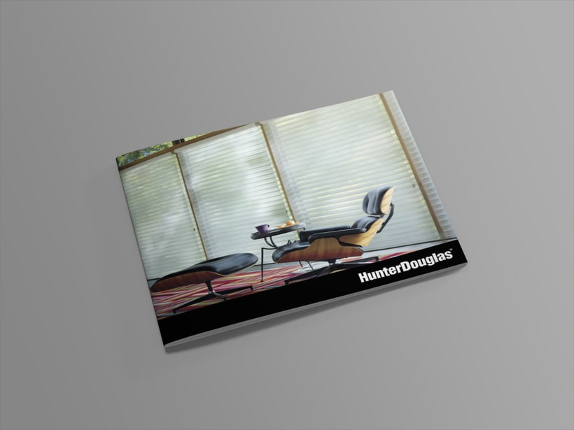 Brochure Hunter Douglas 0
