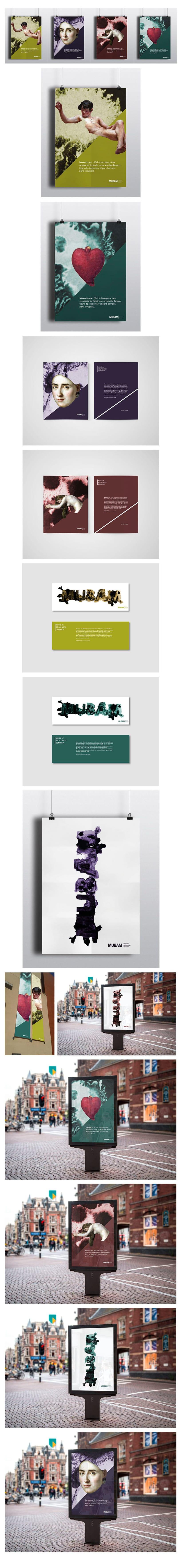 Museo MUBAM / Campaña publicitaria. 1
