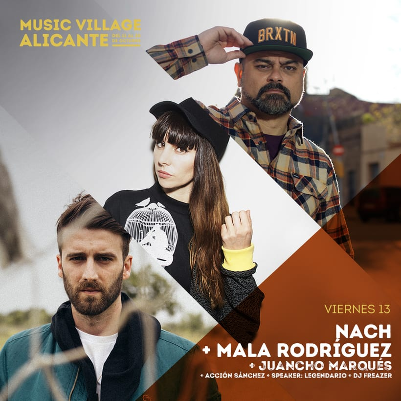 Music Village Alicante 2017 1