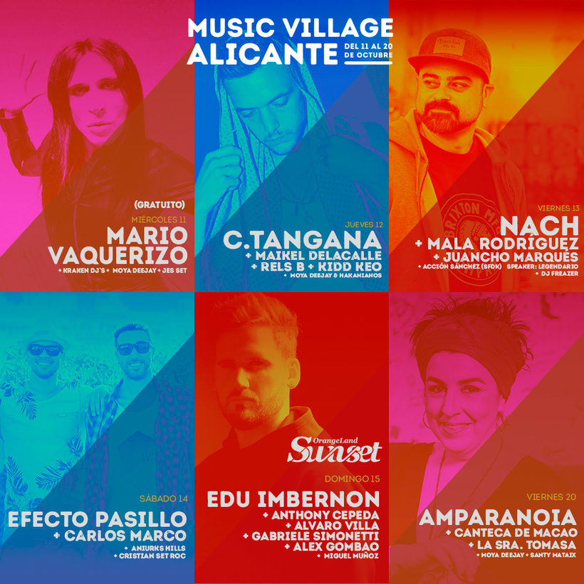Music Village Alicante 2017 7