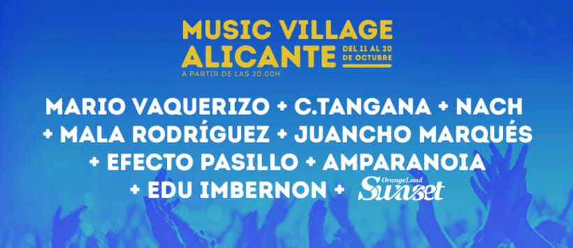 Music Village Alicante 2017 9