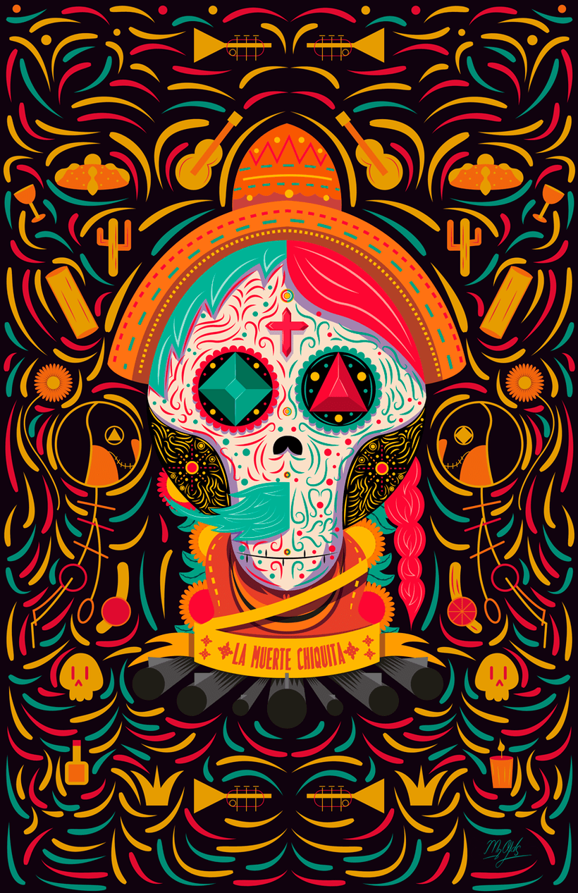 La Muerte Chiquita  -1