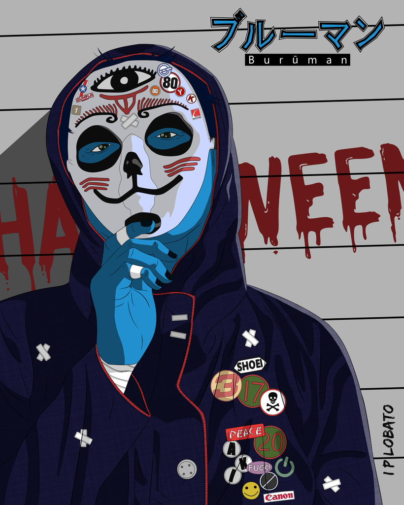Its Halloween! (Burūman series) 0