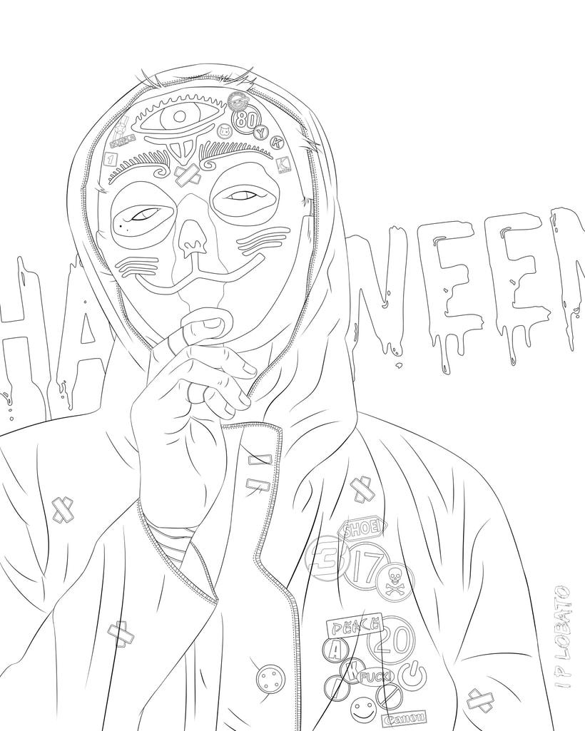 Its Halloween! (Burūman series) 1