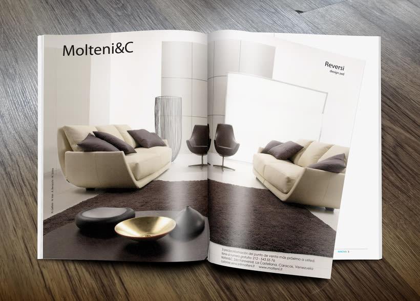 Revista de Arquitectura. Ficticia 0