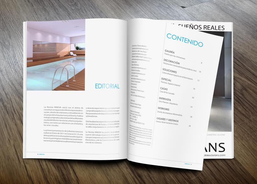Revista de Arquitectura. Ficticia 1