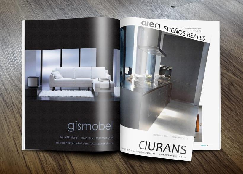 Revista de Arquitectura. Ficticia 2