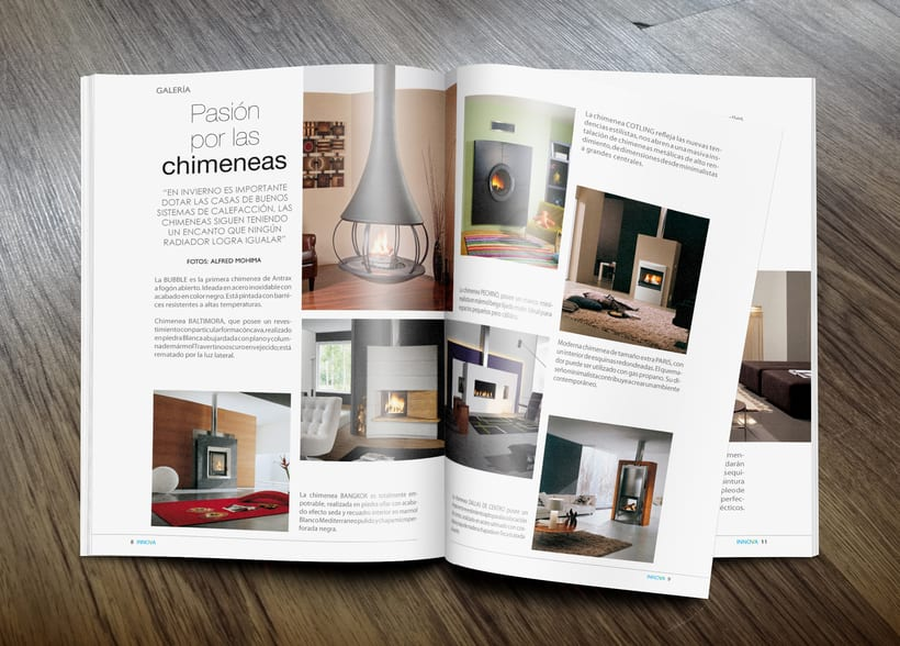 Revista de Arquitectura. Ficticia 3