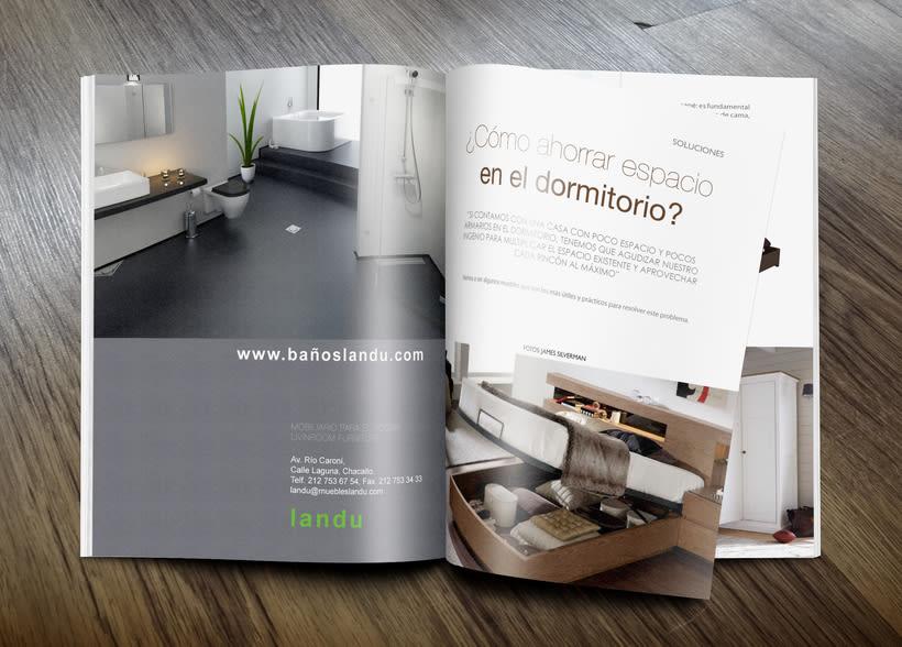 Revista de Arquitectura. Ficticia 5