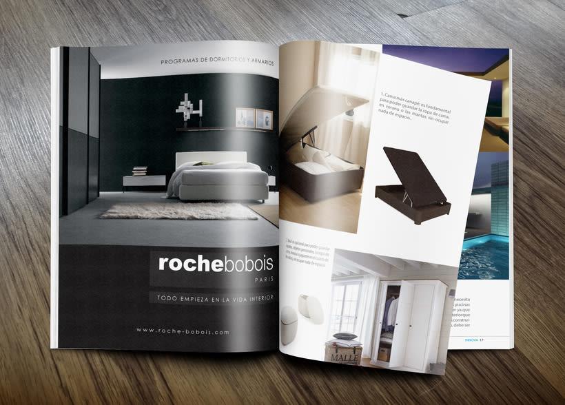 Revista de Arquitectura. Ficticia 6