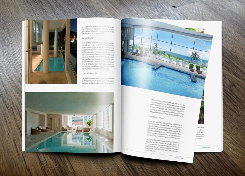 Revista de Arquitectura. Ficticia 8