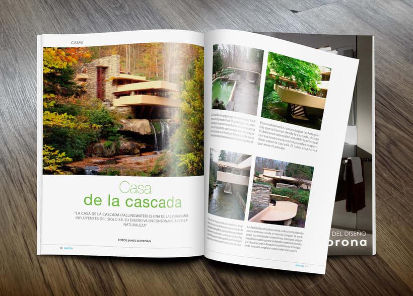 Revista de Arquitectura. Ficticia 9