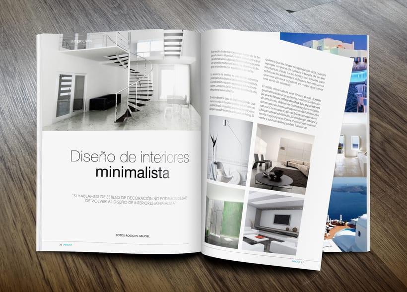 Revista de Arquitectura. Ficticia 12