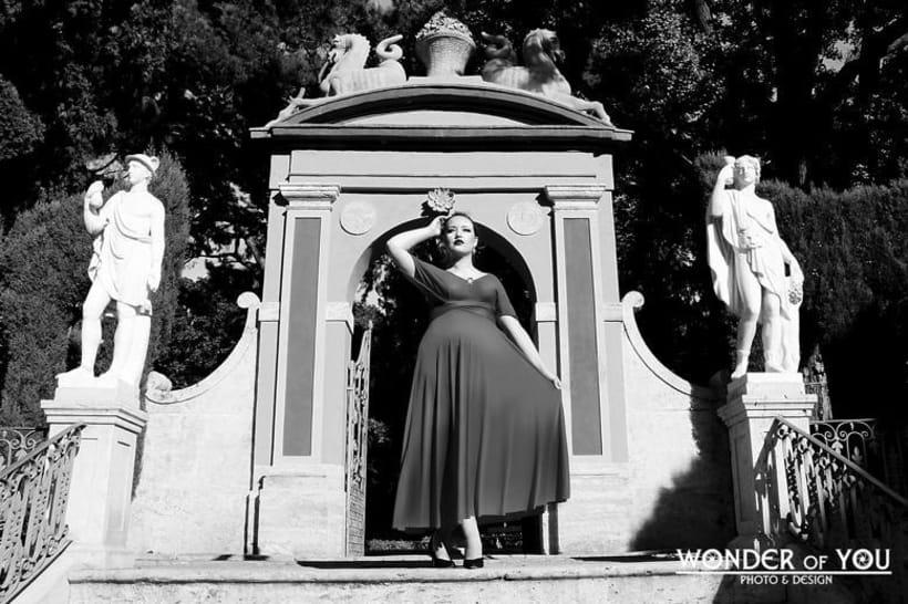 Mi Proyecto del curso: Fotografía de moda y retoque digital 1