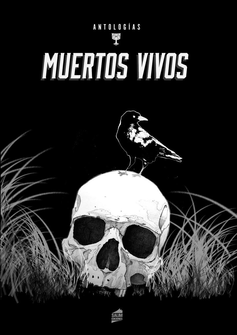 Muertos Vivos - Antologias de Terror  6