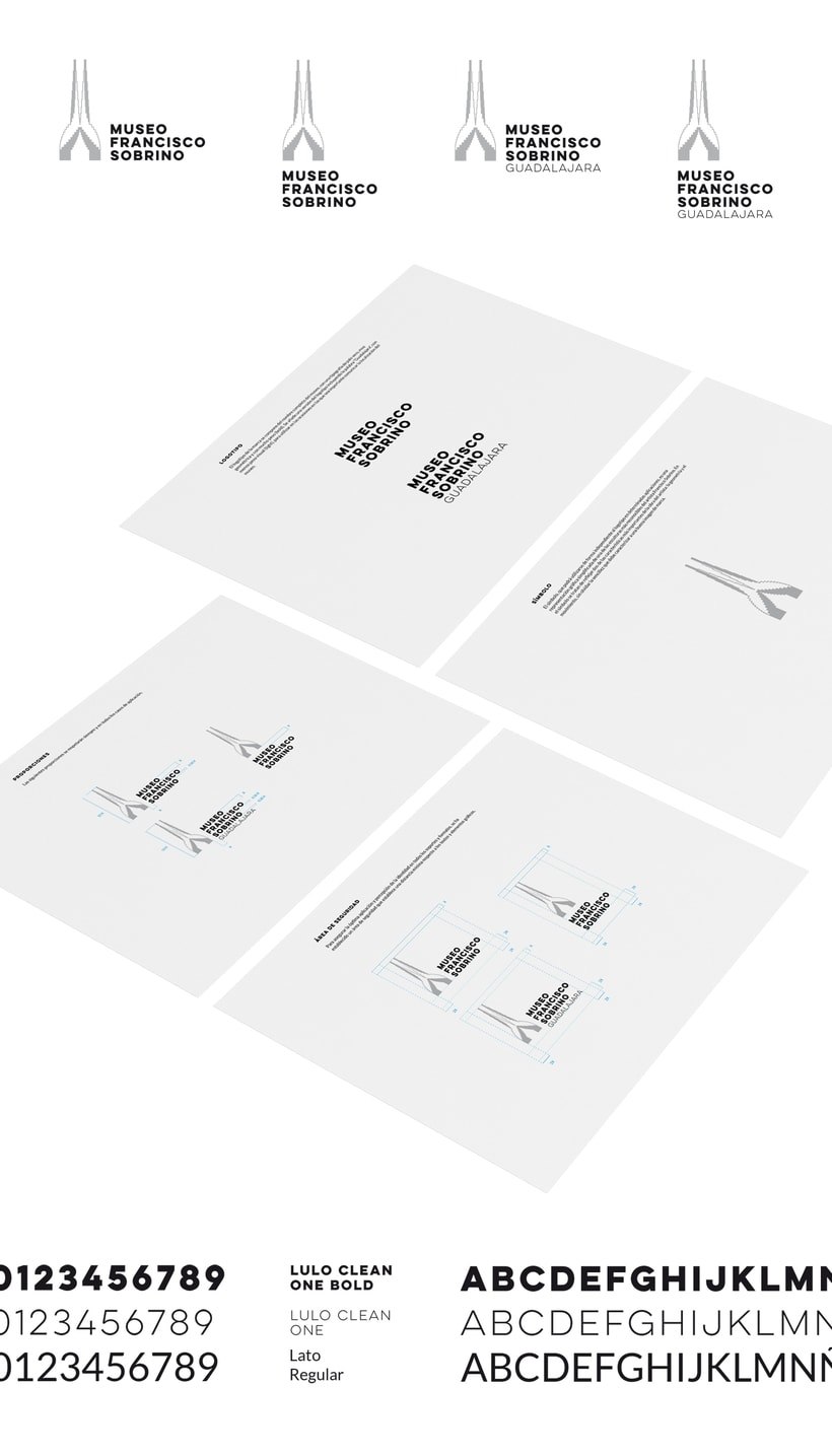 Branding y site de museo de arte cinético 0