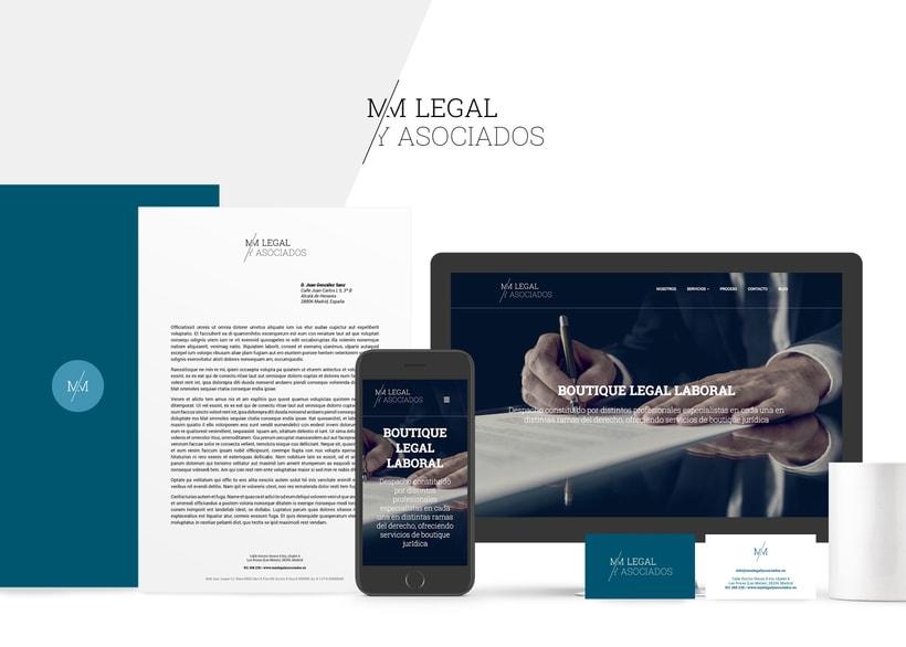 Branding y site corporativo para bufete de abogados -1