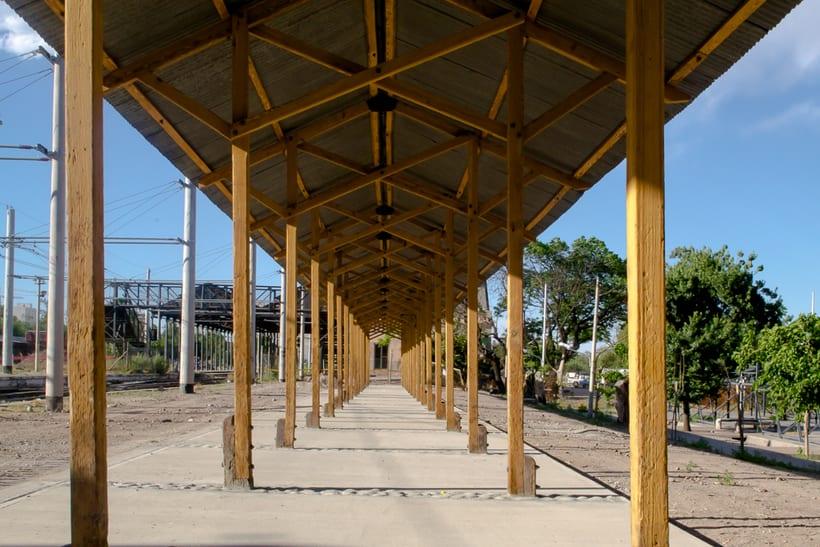 Proyecto Curso: Arquitectura/urbana 7