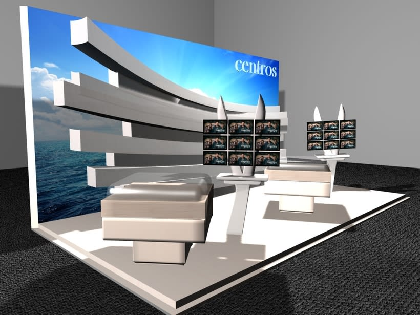 Stand 3dMAX 0
