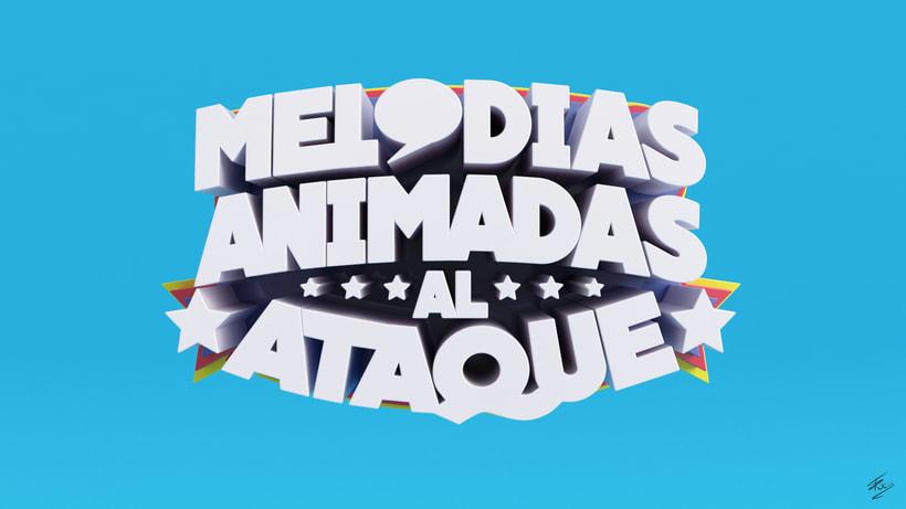 Melodías Animadas al Ataque - Logo -1